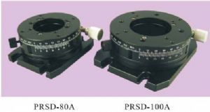 Precision Rotary Stages - PRSD-100A